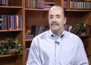 Video of Charles, Administrative Social Worker